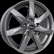 PROLINE BX100 matt grey 5x100 R15 6,5J ET40