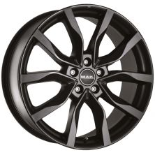 MAK HIGHLANDS MAT BLACK 5x108 R16 6,5J ET45