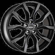 MAK HIGHLANDS MAT BLACK 5x108 R19 8J ET45